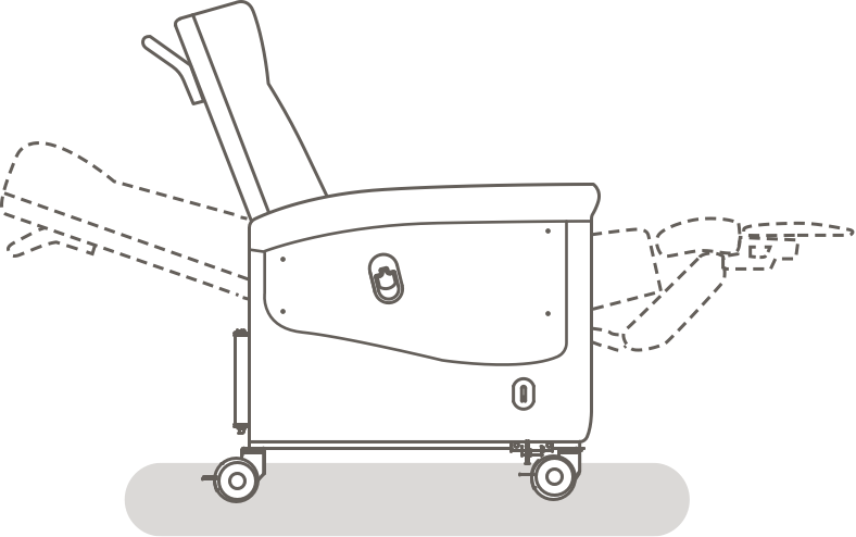 Recliners illustration