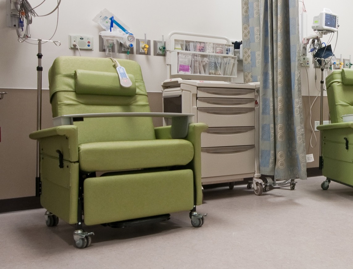 Deeper and wider than our other recliners, the Champion bariatric chairs are made to accommodate patients up to 500 pounds.