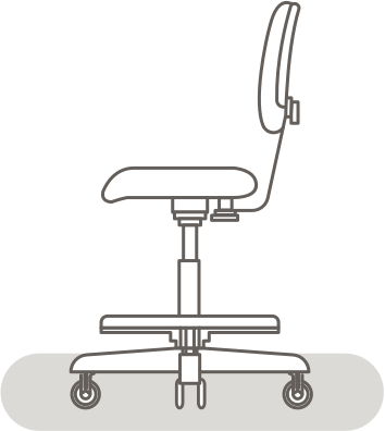 Task Seating illustration